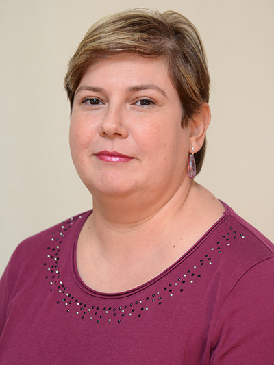 CO-OPTED MEMBER – Assoc. Prof Alina Popescu