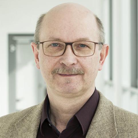 MEMBER / SECRETARY – Prof. Dr. rer. nat. Klaus-V. Jenderka