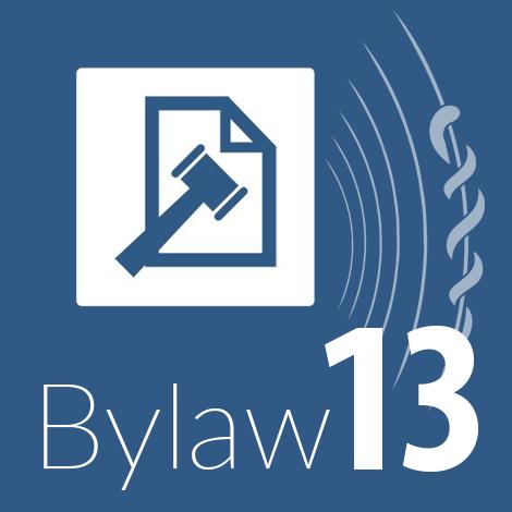 Bylaw (13)