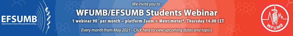 WEBINAR-MONTHLY_EVENT STUDENT_EFSUMB-WFUMB